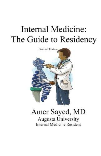 Internal Medicine residency Amer Sayed