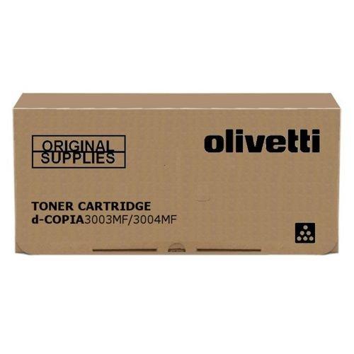 Olivetti B1009 Toner Laser-3000páginas schwarz Tonerkassette für Laserdrucker (Toner Tonerkassette, 3000 Seiten, schwarz, 1 Stück (S))