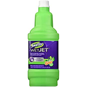 Amazon Com Swiffer Wet Jet Spray Mop Floor Cleaner Multi