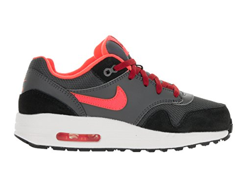 Nike - Air Max 1 PS - Color: Naranja-Negro - Size: 31.5