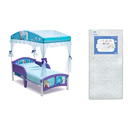 Delta Children Canopy Toddler Bed