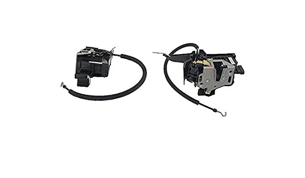 For Mercedes W163 ML320 ML500 Hatch Lock Vacuum Actuator Original 1637400235