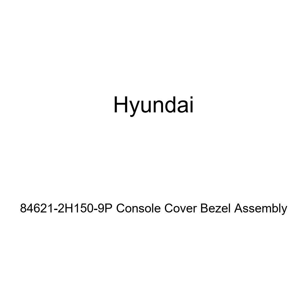 Genuine Hyundai 84621-2H150-9P Console Cover Bezel Assembly