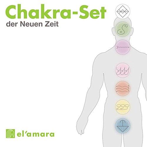 Chakra - Set: der Neuen Zeit. 7 CD-Set mit 7 Lichtkristall-Glaskugeln, Poster und Booklet