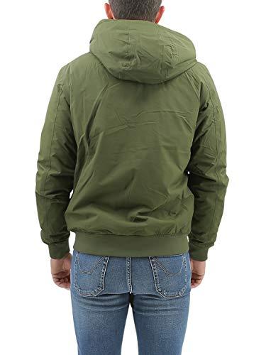 K Grey A Mod way Uomo K008qj0 Verde Green Giubbotto rvxrO0Fw