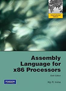 Assembly Language for X86 Processors: Assembly Language for x86 Processors International Version