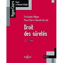 Droit des sûretés (HyperCours) (French Edition)