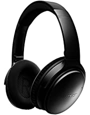 Bose QuietComfort QC35I Wireless Headphones, Noise Cancelling, Black