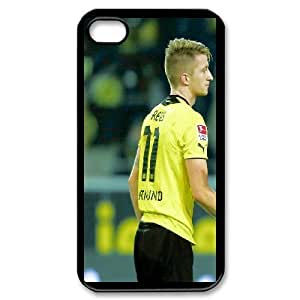 iPhone 4,4S Phone Case Marco Reus F5V7895 by Maris's Diary