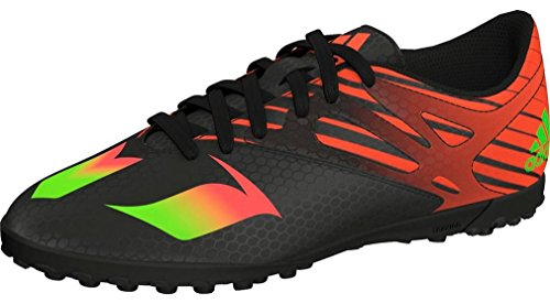 4 15 Boots Unisex Multicolour Turf Football 001 adidas Black Messi Kids' 750qEE