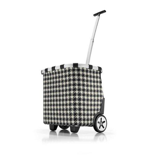 Möbel & Wohnen Reisenthel Carrycruiser Diamonds Rouge Cruiser 40 L Trolley Shopper Einkaufskorb Klein- & Hängeaufbewahrung