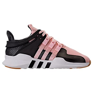 7b4afb5350bd adidas Originals Girls  EQT Support ADV Snake I Sneaker ICE Pink White