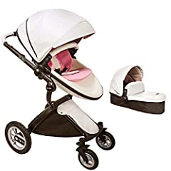 https://youtu.be/Y3gmizpRx0ECertification:SGS CCC EN1888 CPCKid1st all-terrain high landscape EGG strollerInspired by egg shell and Sydney opera house,system is designed with special attention to baby ergonomics. Egg shell seat is better for ...