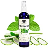 Gerrard Larriett Natural Breath Freshener with Teeth and Gum Cleaner for Dogs and Cats Pet Oral Care Spray - 8 FL OZ 236ml