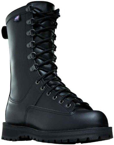 Leather Men's Fort Enforcement 200G Danner Black Inch 10 Law Lewis Boot vFxdBwqT