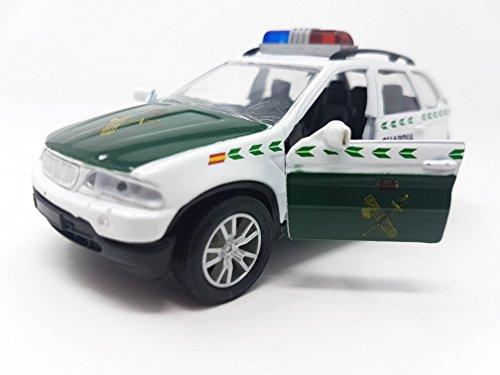 PLAYJOCS Coche Guardia Civil GT-3546 6
