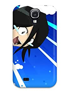 New Style New Bleach Tpu Skin Case Compatible With Galaxy S4