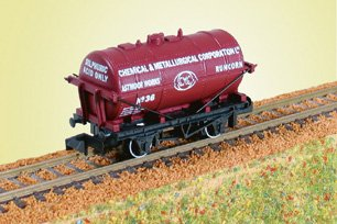 Peco NR-P173 CMC Sulphuric Acid Tank Wagon - Buy Online in Oman