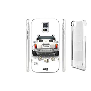 FUNDA CARCASA MARRIED CAR PARA SAMSUNG GALAXY S5 ACTIVE SM-G870F