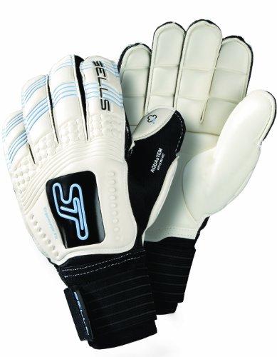 Authentic Jersey Football Aqua - Sells Convex Aqua Embossed Goalkeeper Gloves, 9