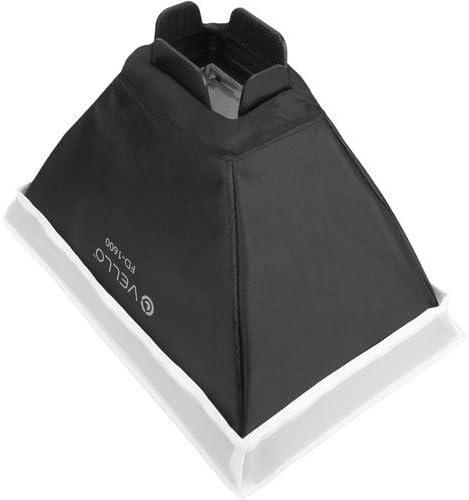 8 x 12 Vello FlexFrame Softbox for Portable Flash
