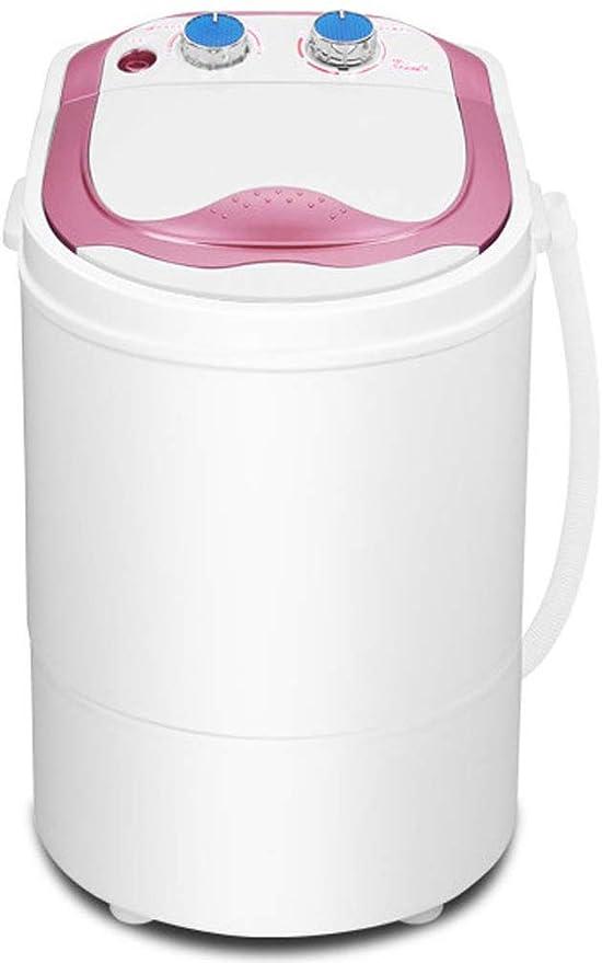 XYNB Mini Lavadora de baño Individual portátil Lavadora y Secadora ...