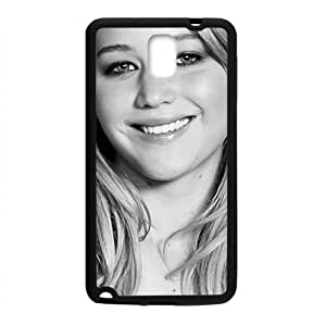 Smiling lovely girl Cell Phone Case for Samsung Galaxy Note3