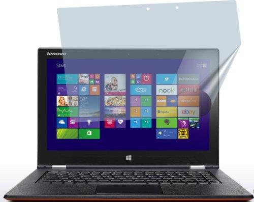 2x Lenovo Yoga 2 13 2Pro 2 Pro ENTSPIEGELNDE Displayschutzfolie Bildschirmschutzfolie von 4ProTec - Nahezu blendfreie Antireflexfolie