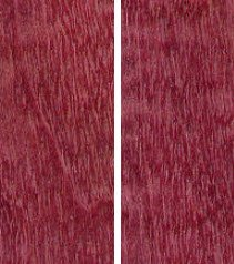 Purpleheart Knife Scales - 2 Pack