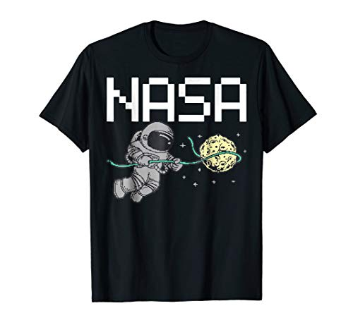 NASA Shirt Retro Space Gift Idea for Aerospace