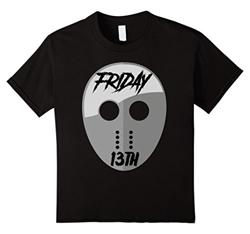 Kids Friday 13th Horror shirt for Halloween this October 31st 10 (31 October Halloween)