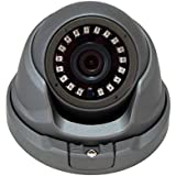 InstallerCCTV HD 2.0MP 1080P AHD/CVI/TVI/960H Dome Security Camera Day Night Vision 18 Laser Leds Waterproof Outdoor/Indoor Wide Angle 3.6mm Lens For CCTV Camera System(Default TVI Mode)