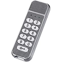 Widenbit hardware encrypted USB flash drive with external keypad, for data security (32GB)
