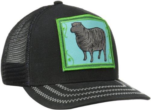 GORRA GOORIN BROTHERS SHEEP - 00, negro