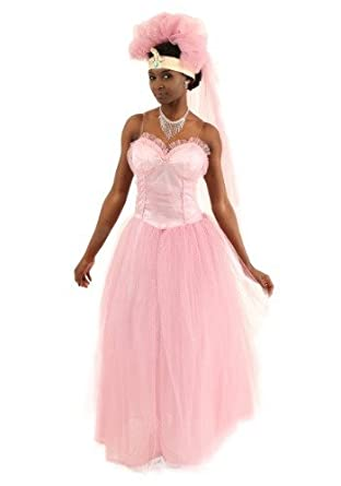 Amazon Com Coming To America Wedding Dress Clothing