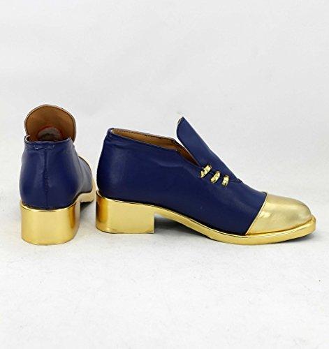 Touken Ranbu Juego En Línea Maeda Toushirou Cosplay Zapatos Botas Custom Made