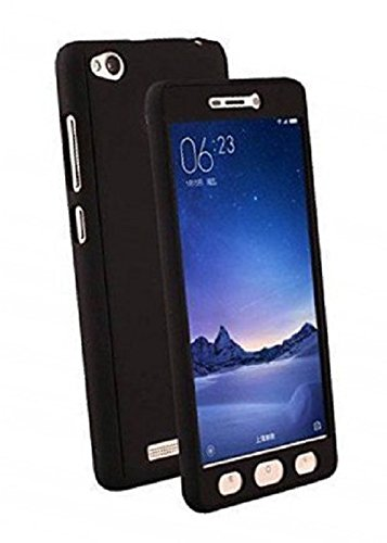 premium selection 80d21 f1d38 for Xiaomi Redmi Y1, Full 360 Degree Back Cover Case: Amazon.in ...