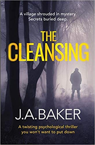 Amazon com: The Cleansing: a twisting psychological thriller