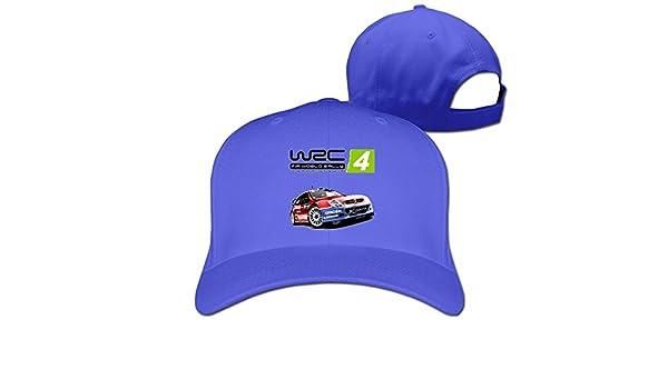 thna WRC 4 FIA World Rally Championship ajustable Gorra de béisbol ...