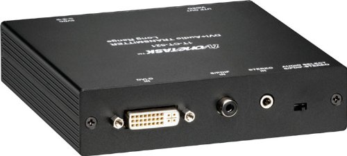 TV One 1T-CT-521 DVI + Audio over Cat.5 Transmitter. Max Res 1080p, 1920x1200