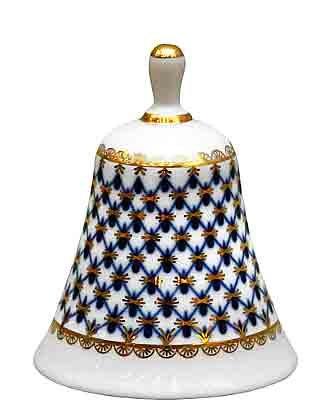 Lomonosov Fine Porcelain Dinner Bell