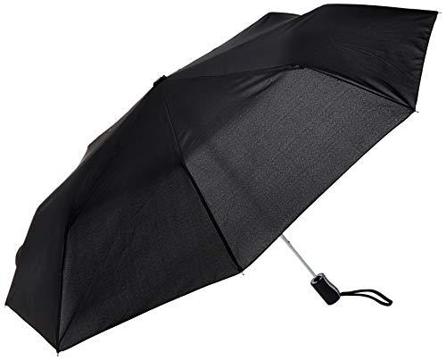 Sage & Emily Compact Umbrella, Black