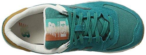 New Basses Bleu Femme Balance turquoise Sneakers Wl574seb r1trw0