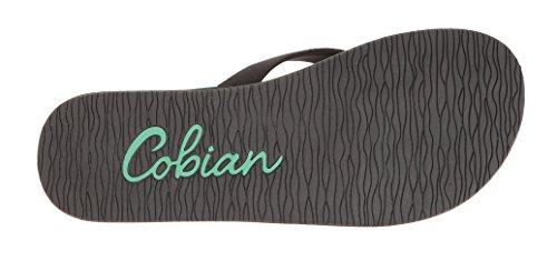 Foam Flip-flop Nero Da Donna Delle Donne Di Cobian