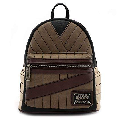 (Star Wars The Last Jedi Rey Mini Faux Leather Backpack Standard)