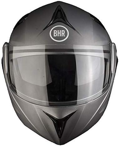 BHR Casque Modulaire 55//56 Titan Mat