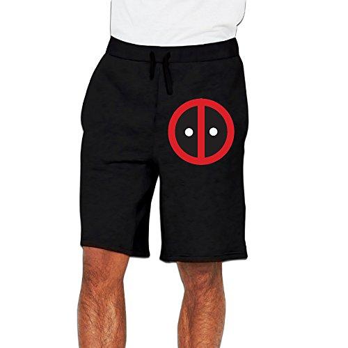 MYDT1 Men's Dead Pool Logo Shorts Sweapants