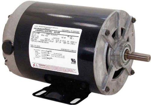 AO Smith OS2014LA 48 Frame 1/6 HP 1725 RPM 115-Volt 5.1-Amp Sleeve Bearing Split Phase Rigid
