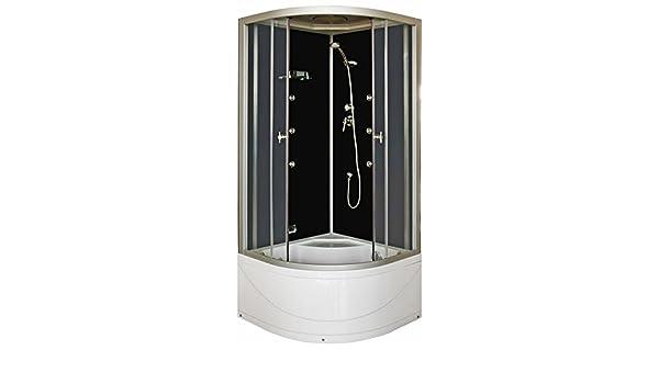 Aqua Plus sachcababy diseño de casetas de ducha con hidromasaje: Amazon.es: Bricolaje y herramientas