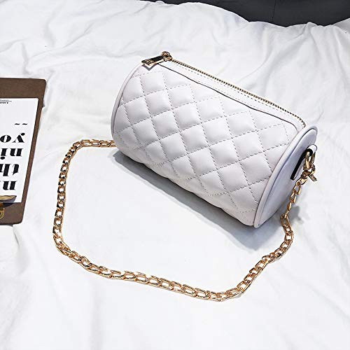ZSBBshop Taschen Sommer-Mini-Minitasche, weiblich, Rhombus-Kettentasche, koreanische Version, Handtasche, schräge Tasche, Persönlichkeitszylinderpaket. B07K565V8Q Wanderruckscke Haltbarkeit